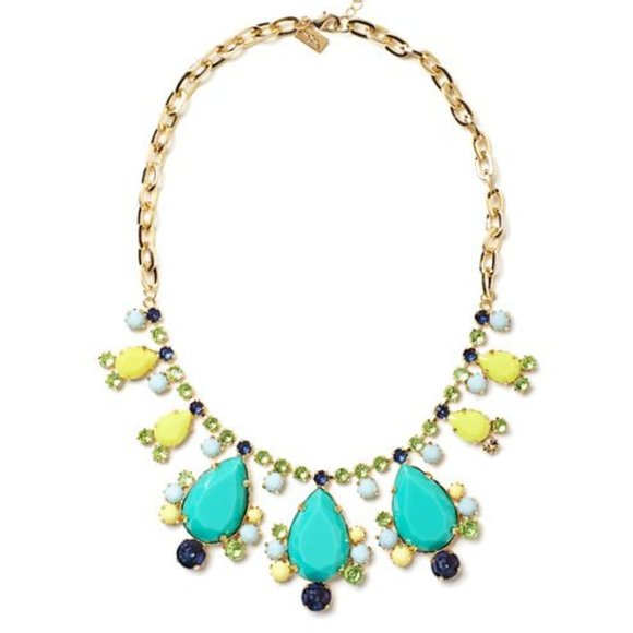 Lilly Pulitzer Spring Fling Statement Necklace